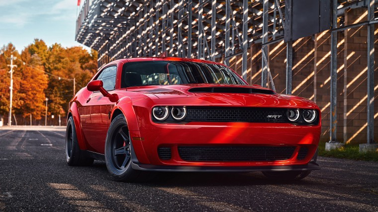 Dodge Demon Wallpapers