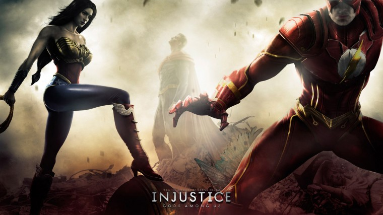 Injustice: Gods Among Us Wallpapers