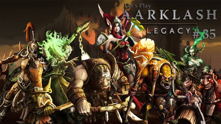 Aarklash: Legacy HD Wallpapers