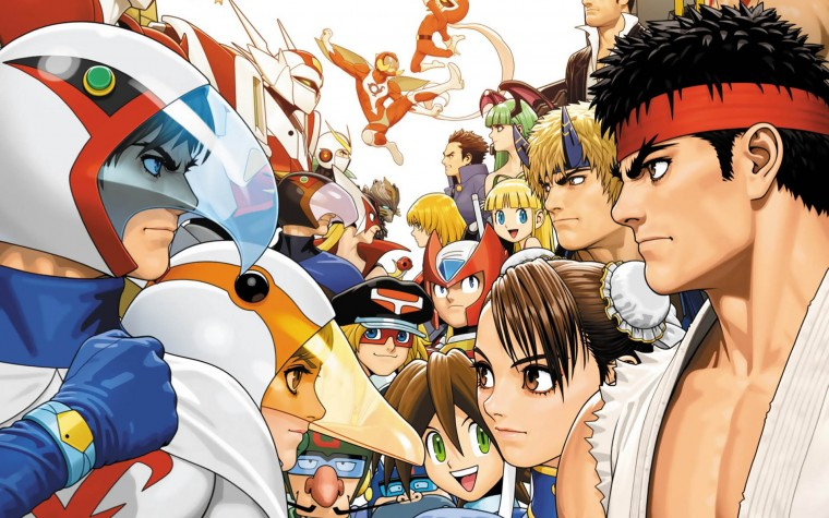 Tatsunoko vs. Capcom: Ultimate All-Stars HD Wallpapers