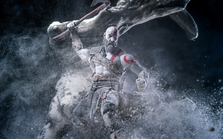 God of War (2018) HD Wallpapers