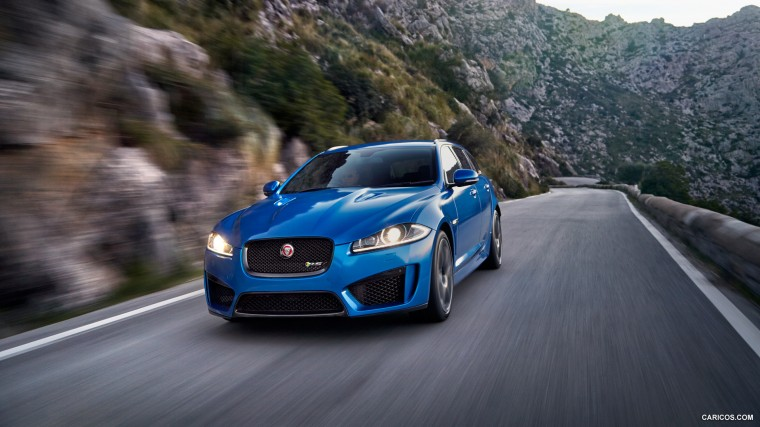 Jaguar XFR-S Sportbrake Wallpapers