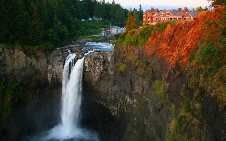 Snoqualmie Falls Wallpapers