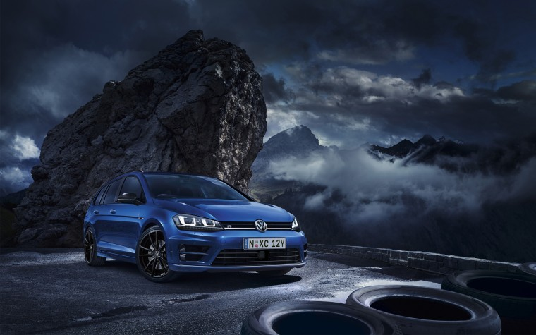 Volkswagen Golf R Wallpapers