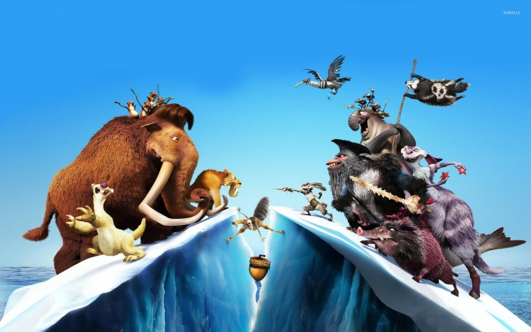 Ice Age: Continental Drift Wallpapers
