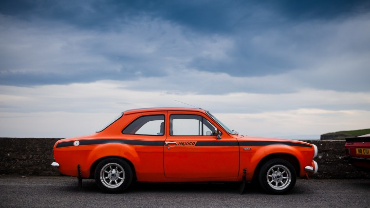 Ford Escort Wallpapers