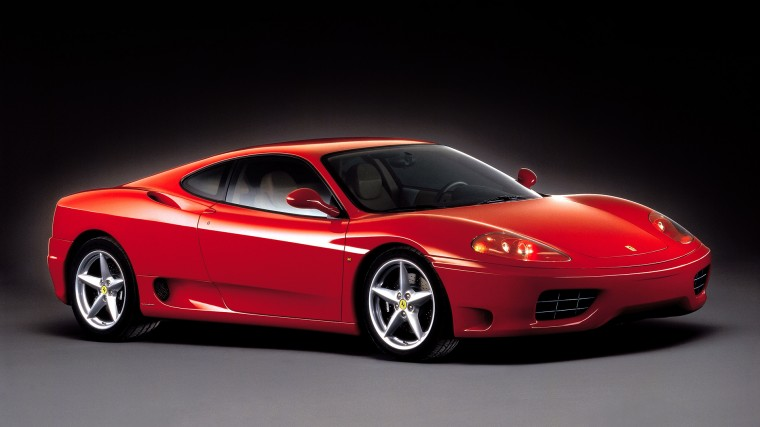Ferrari 360 Modena Wallpapers