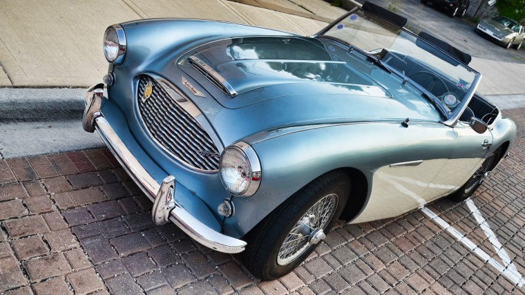Austin Healey 100 Wallpapers
