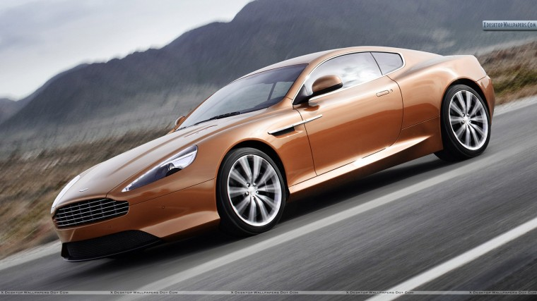 Aston Martin Virage Wallpapers