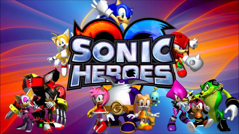 Sonic Heroes HD Wallpapers