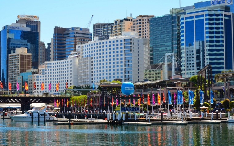 Darling Harbour Wallpapers