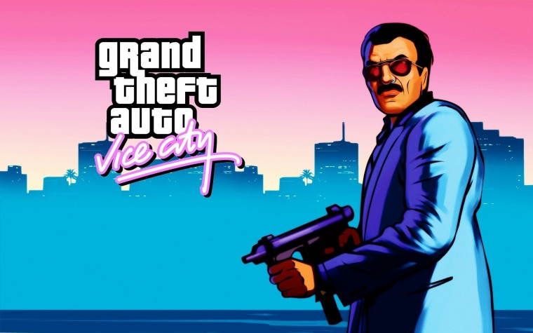 Grand Theft Auto: Vice City HD Wallpapers