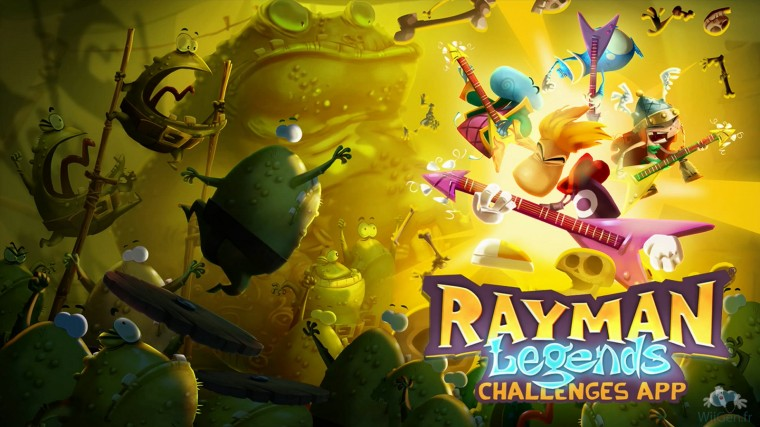 Rayman Legends HD Wallpapers