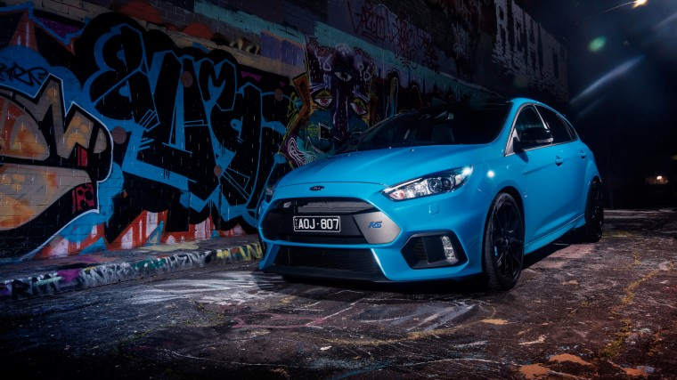 Ford Focus RS Wallpapers