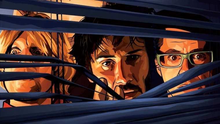 A Scanner Darkly Wallpapers
