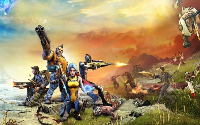 Borderlands HD Wallpapers