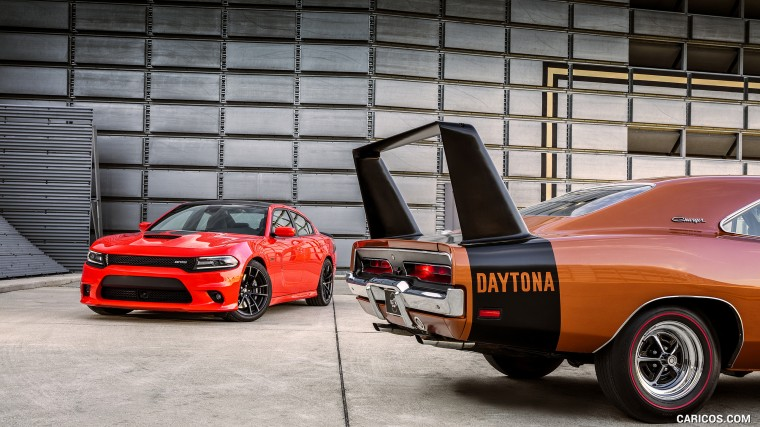 Dodge Charger Daytona Wallpapers