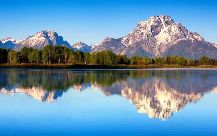 Mount Moran Wallpapers