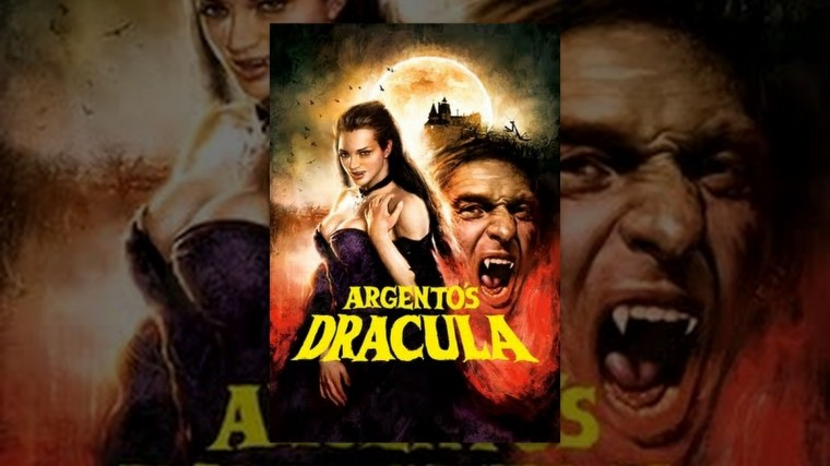 Argento's Dracula Wallpapers