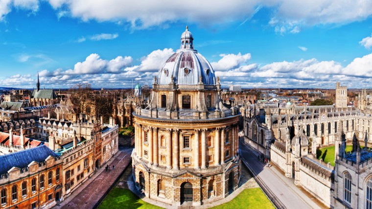 Oxford Wallpapers