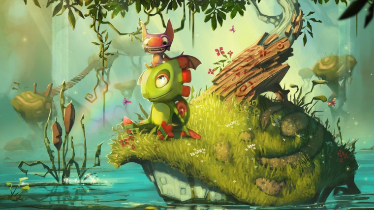 Yooka-Laylee HD Wallpapers