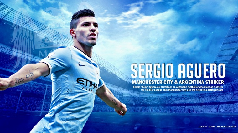 Kun Aguero Wallpapers