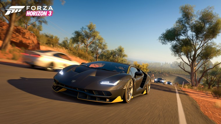 Forza Horizon HD Wallpapers