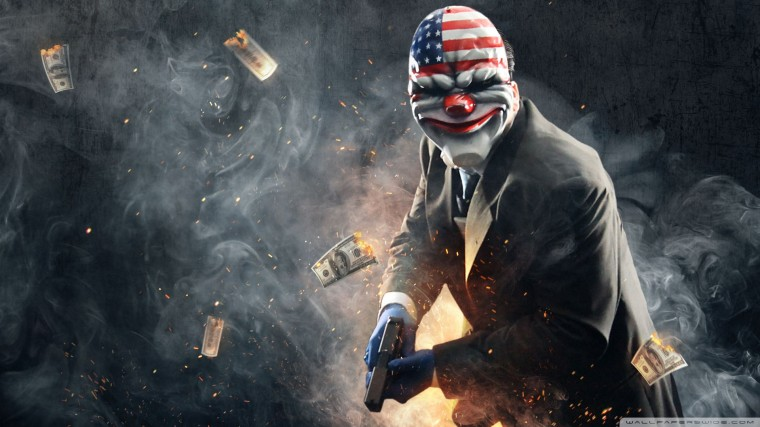 Payday 2 HD Wallpapers