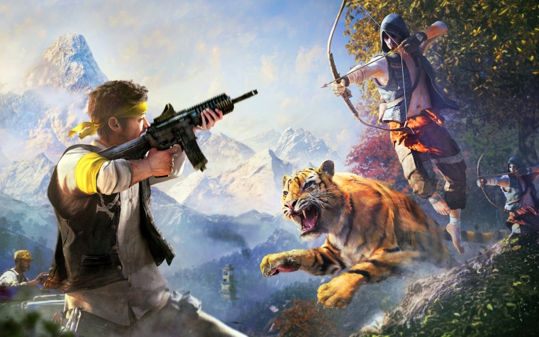 Far Cry 4 HD Wallpapers