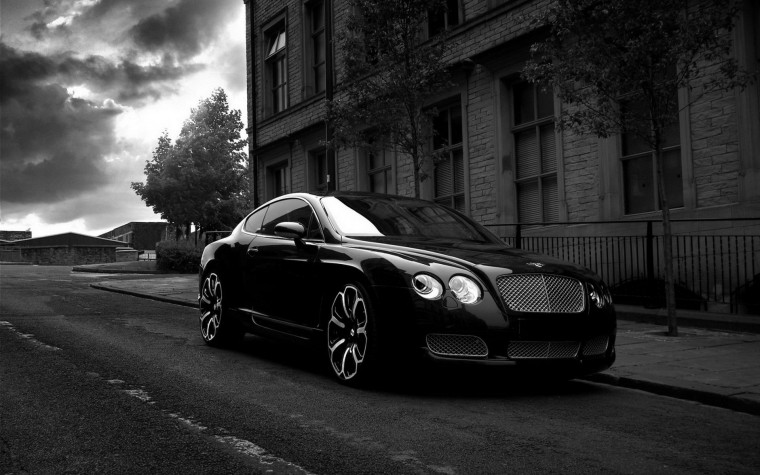 Bentley Continental GT Speed Wallpapers