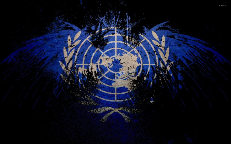 Flag Of The United Nations Wallpapers