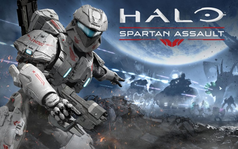 Halo: Spartan Assault HD Wallpapers