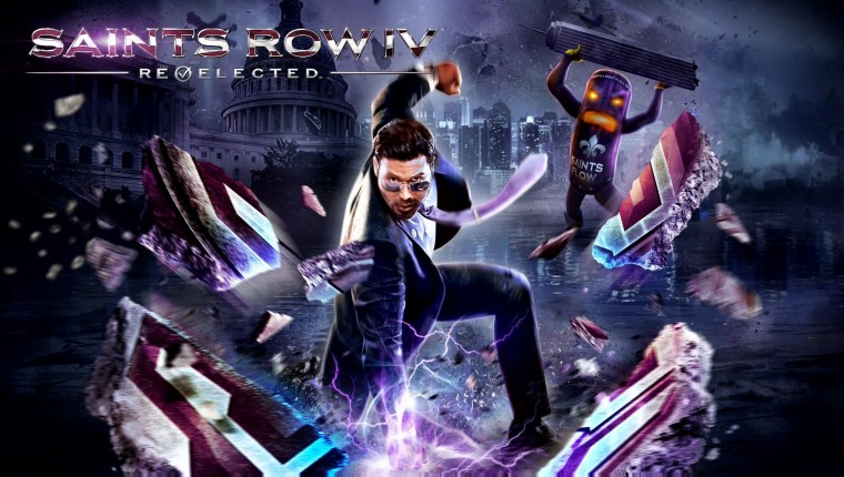 Saints Row IV: Re-Elected HD Wallpapers