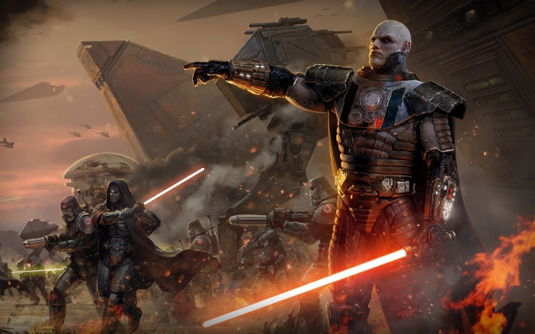 Star Wars: The Old Republic HD Wallpapers