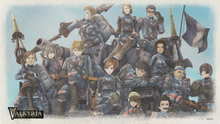Valkyria Chronicles HD Wallpapers