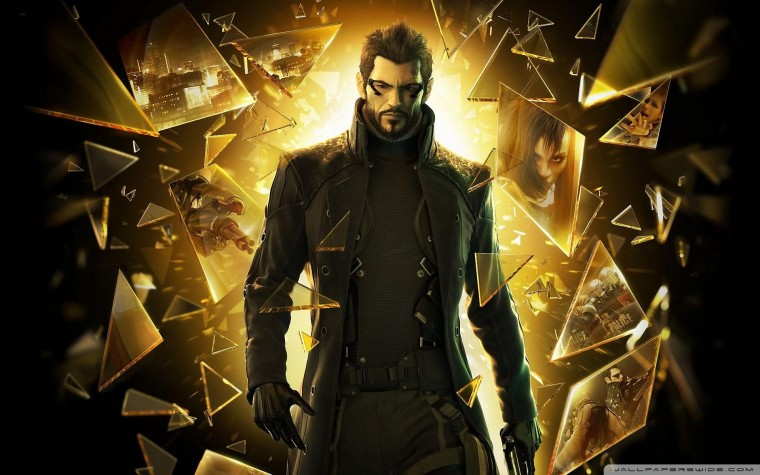 Deus Ex: Human Revolution HD Wallpapers