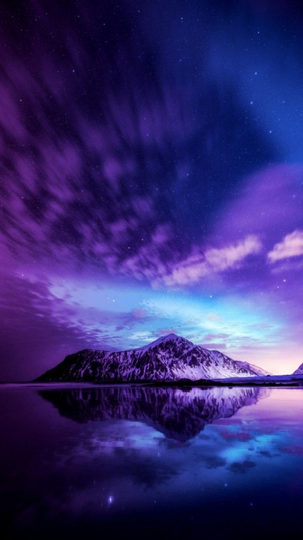 Blue Purple Wallpapers