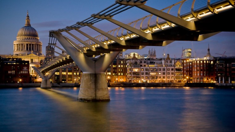 Millennium Bridge Wallpapers