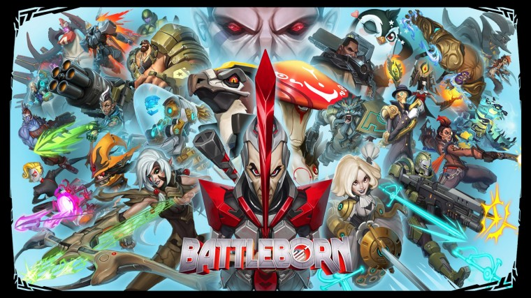 Battleborn HD Wallpapers