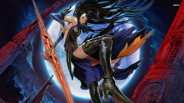 Castlevania: Order Of Ecclesia HD Wallpapers
