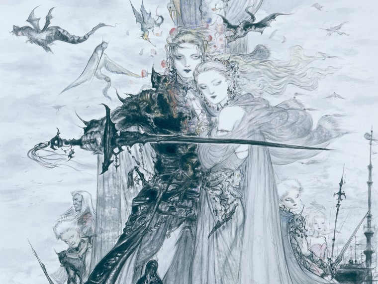Final Fantasy V HD Wallpapers