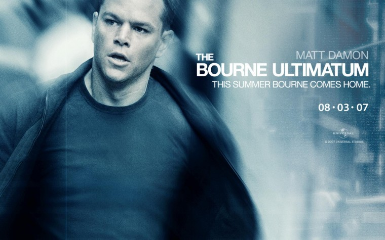 The Bourne Ultimatum Wallpapers