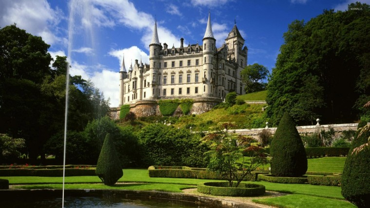 Dunrobin Castle Wallpapers