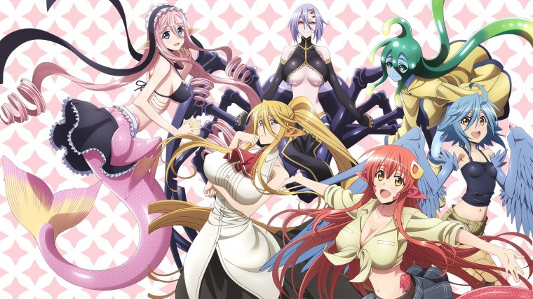 Monster Musume Wallpapers