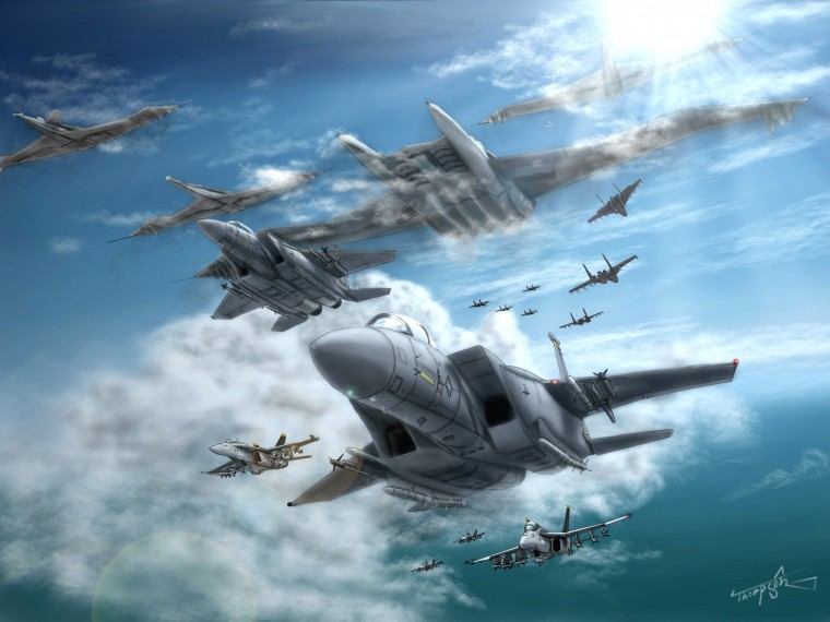 Ace Combat HD Wallpapers