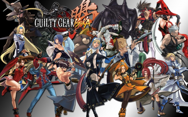 Guilty Gear Isuka HD Wallpapers