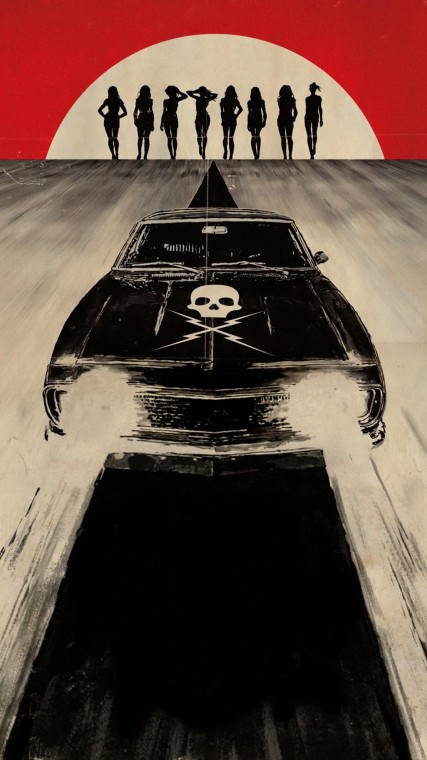 Death Proof Wallpapers