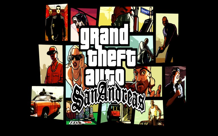 Grand Theft Auto: San Andreas HD Wallpapers