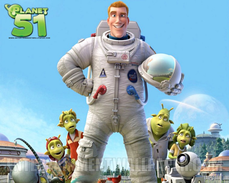 Planet 51 Wallpapers