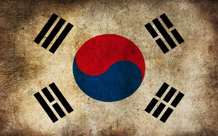 Flag Of South Korea Wallpapers